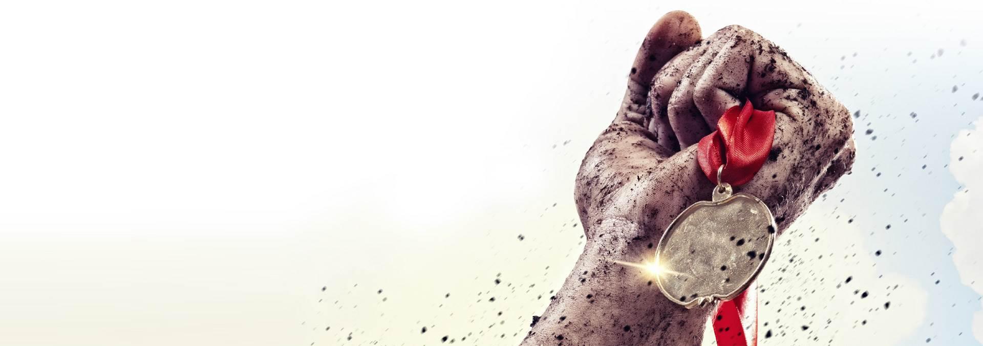 Kämpfe um Deine Bestleistung und erziele neue Erfolge