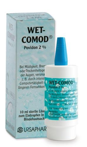 Wet Comod Augentropfen, 10ml Preisvergleich