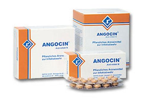 Angocin Anti Infekt, 100 Stück Preisvergleich