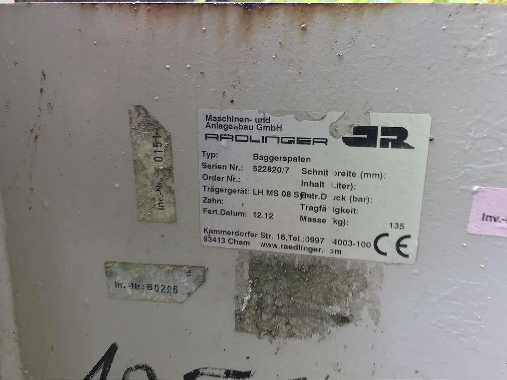 RÄDLINGER POWERSPATEN MS 08 - 03