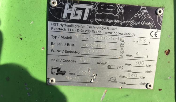 HGT MEHRSCHALENGREIFER MT3.5-400-5HG - 03