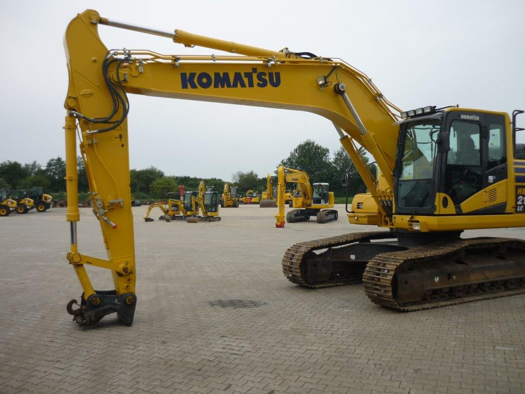KOMATSU HB 215 LC-2 - 05