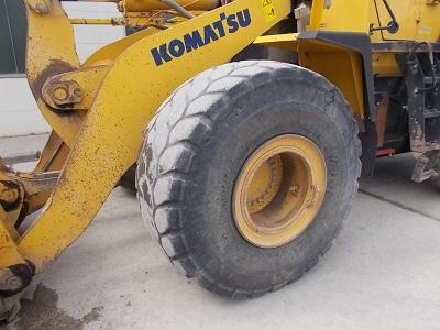 KOMATSU WA 480-6 CLA - 09