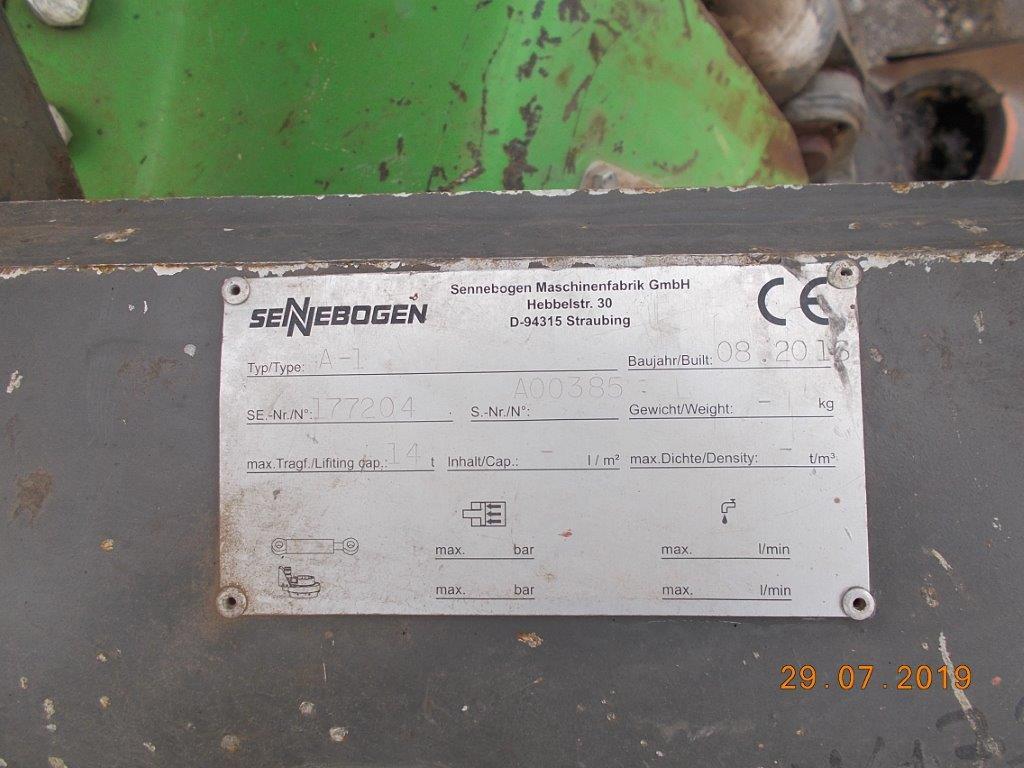SENNEBOGEN MEHRSCHALENGREIFER SGM-600.30-HO - 08