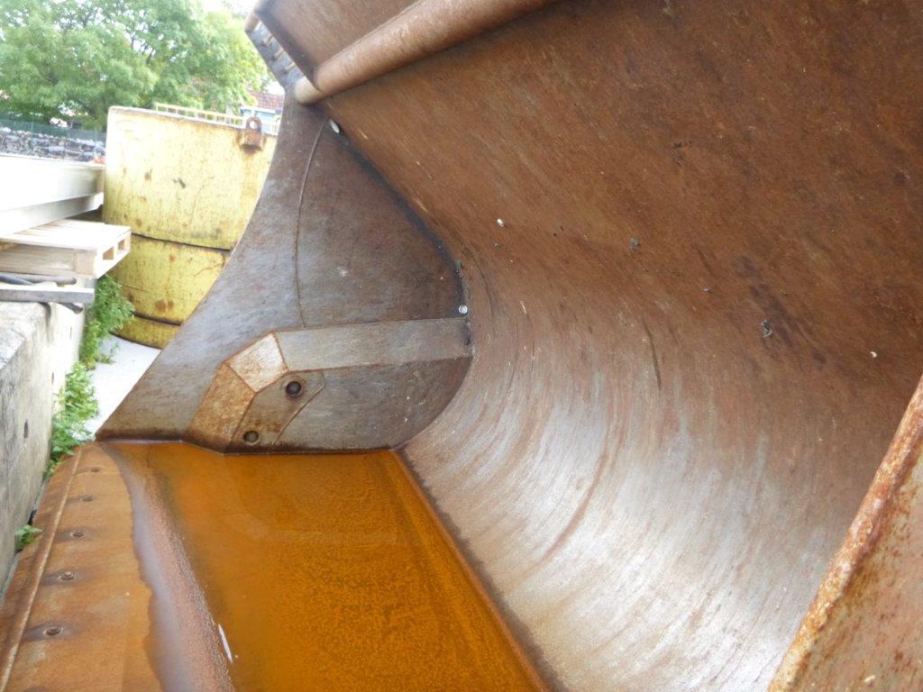 SCHLÜTER 6,0 CBM HOCHKIPPSCHAUFEL, 2.900 MM BREIT - 03