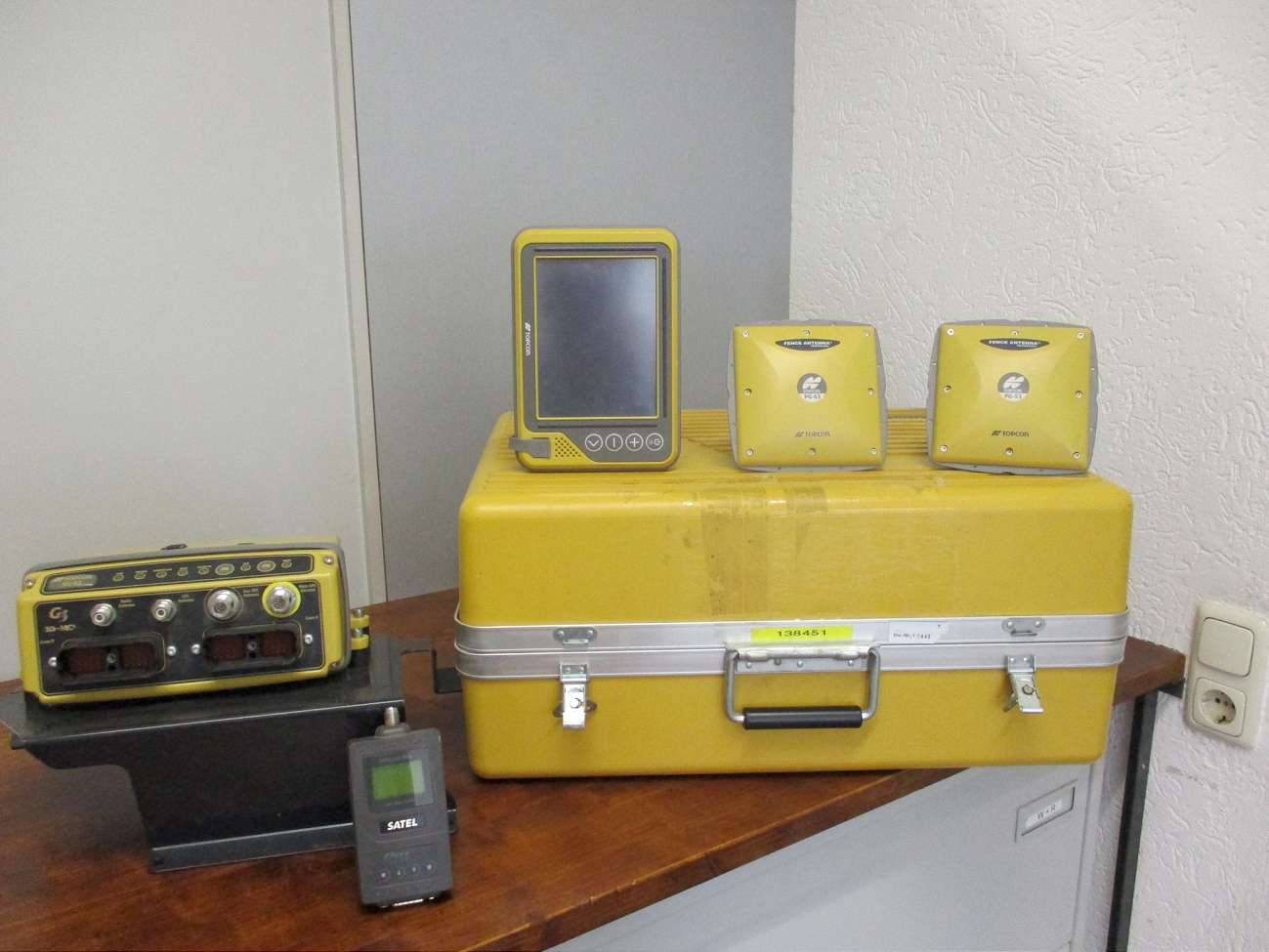 TOPCON Z-53 D GPS - 01