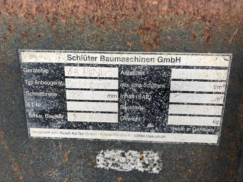 RESCH-KA-TEC 5,3 CBM LADESCHAUFEL, 3.200 MM BREIT - 05