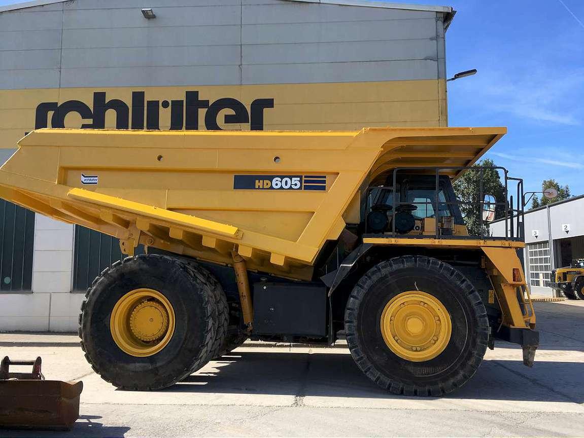 KOMATSU HD 605-7(SL) - 06