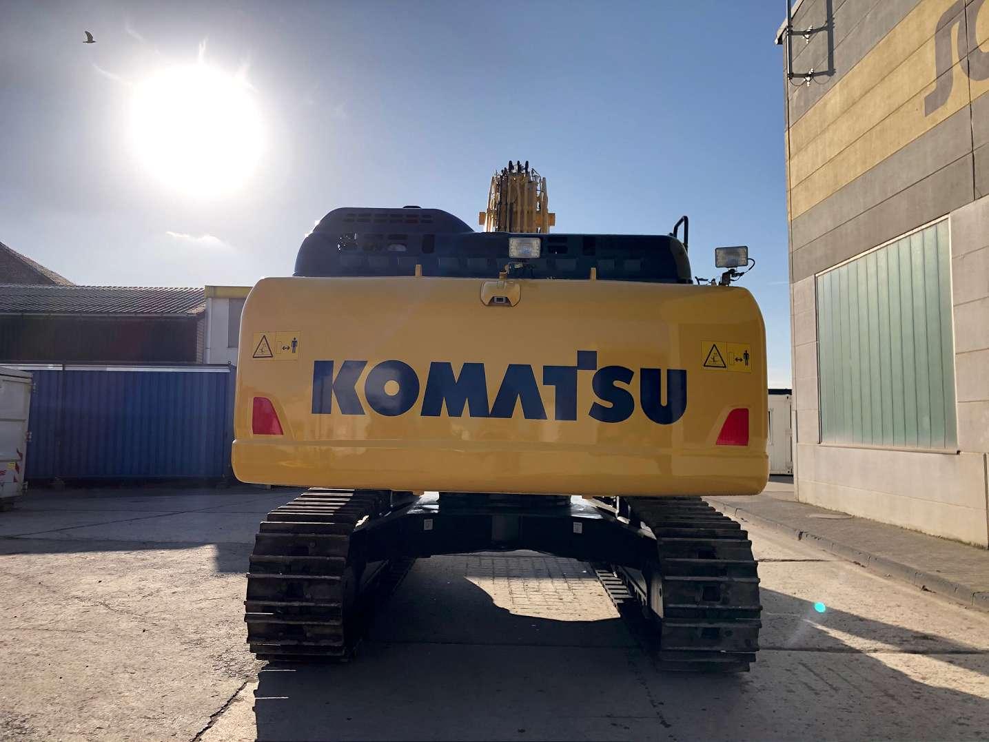 KOMATSU HB 365 LC-3 - 04