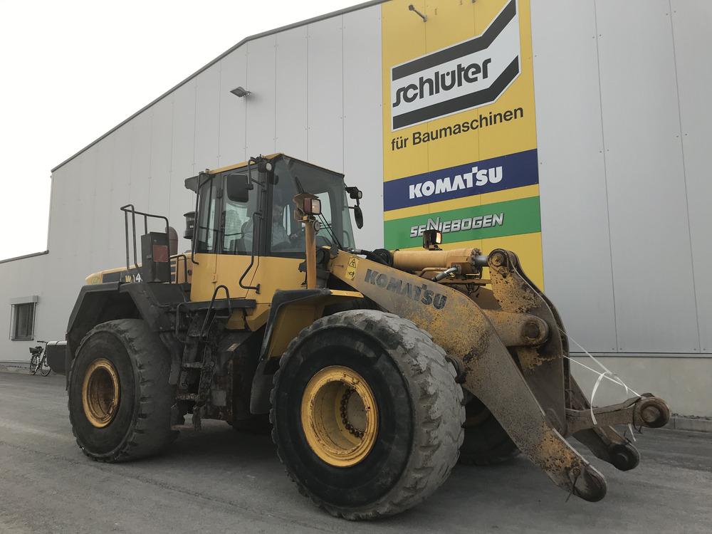 KOMATSU WA 480 LC-6 - 01