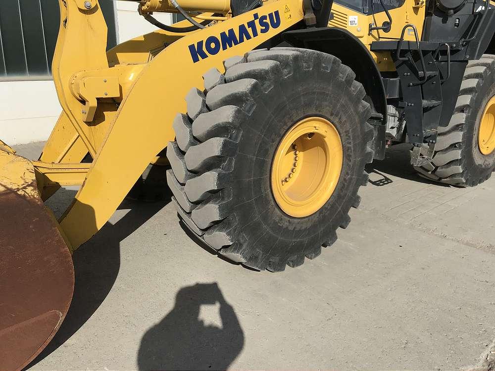 KOMATSU WA 470-8 - 08