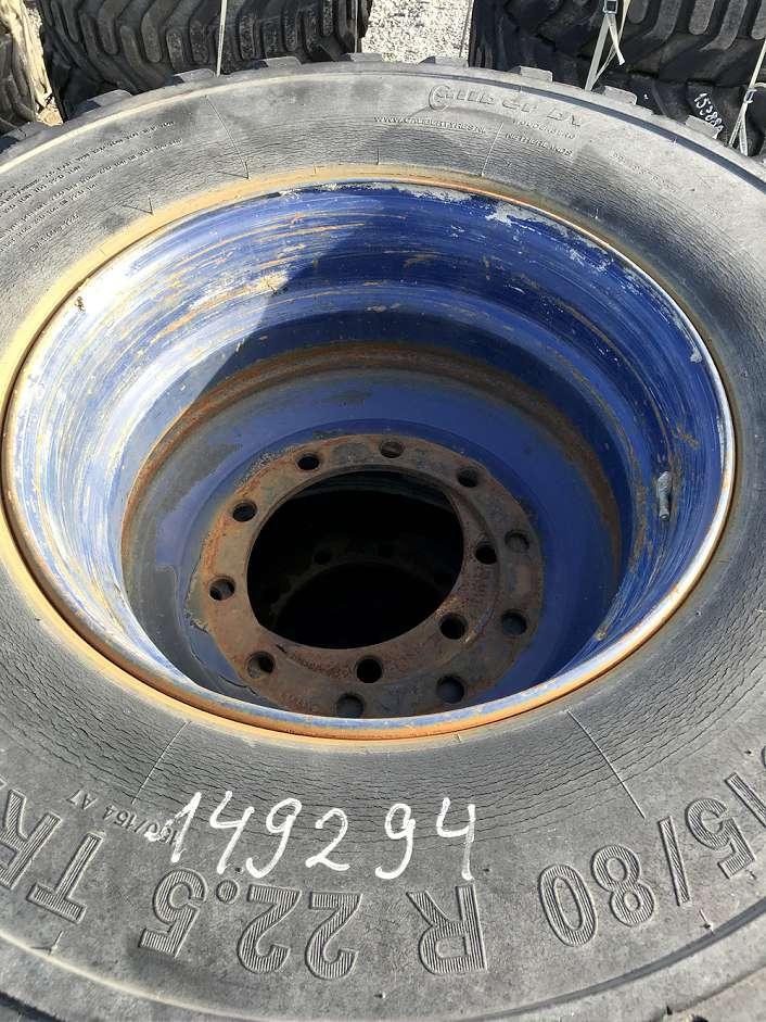 BANDENMARKT 8 RÄDER 315/80 R22.5, TRACTION - 02