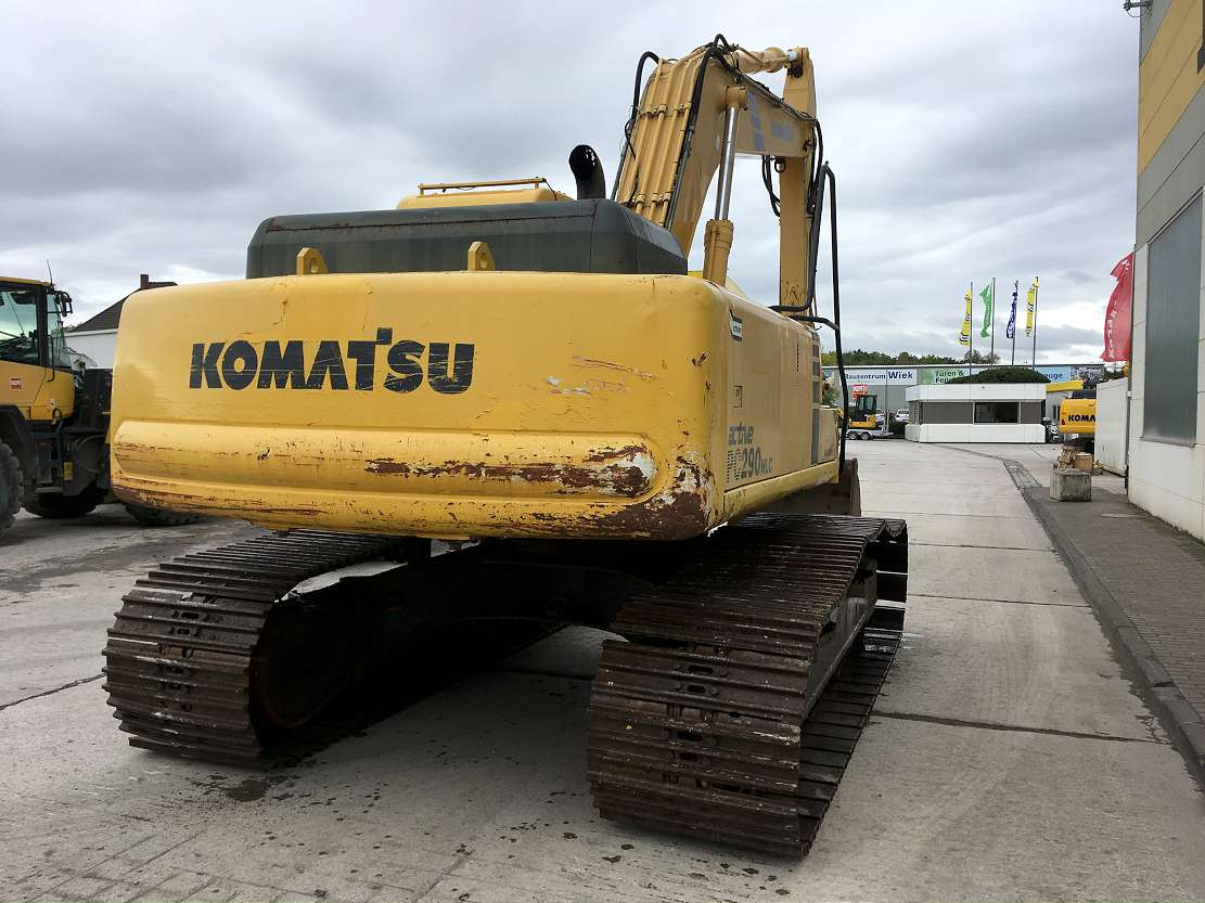 KOMATSU PC 290NLC-6A - 08