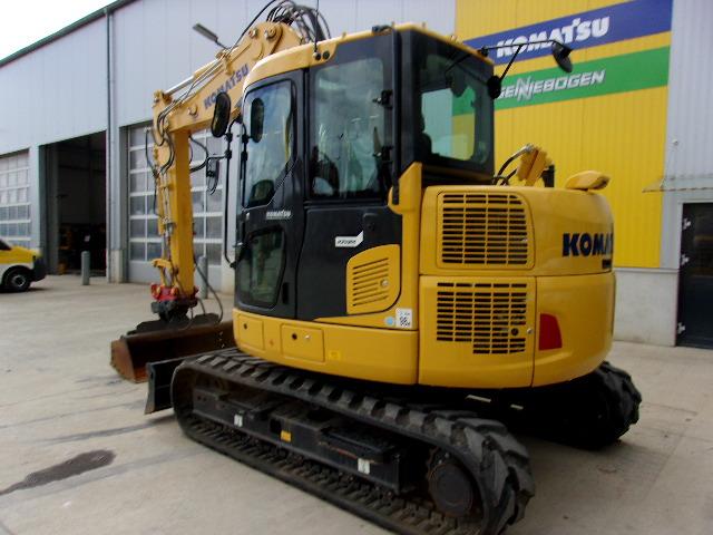 KOMATSU PC 88 MR-10 - 07