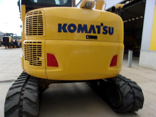KOMATSU PC 88 MR-10 - 10