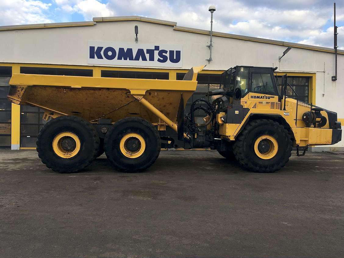 KOMATSU HM 400-2 - 02