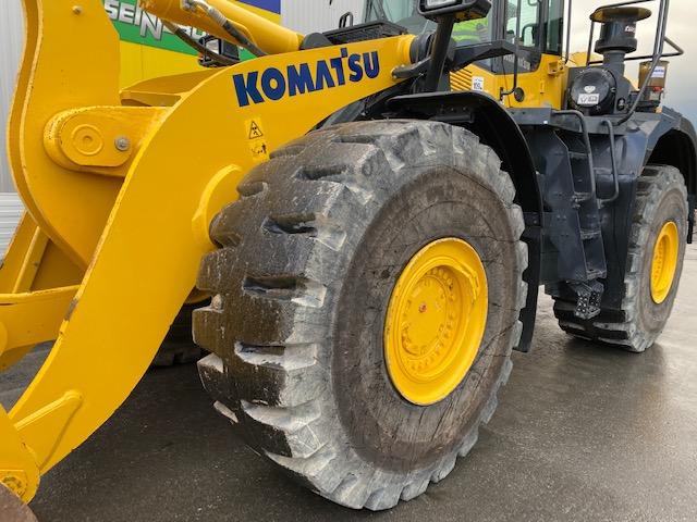 KOMATSU WA 500-8E0 - 08