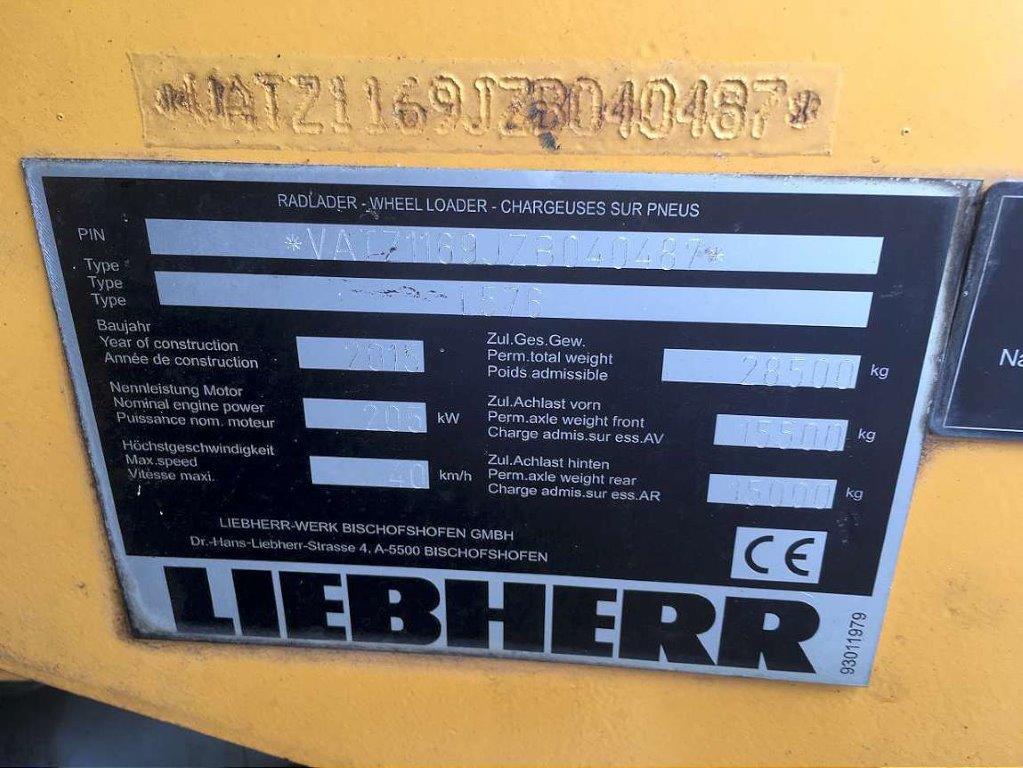 LIEBHERR L 576 - 20