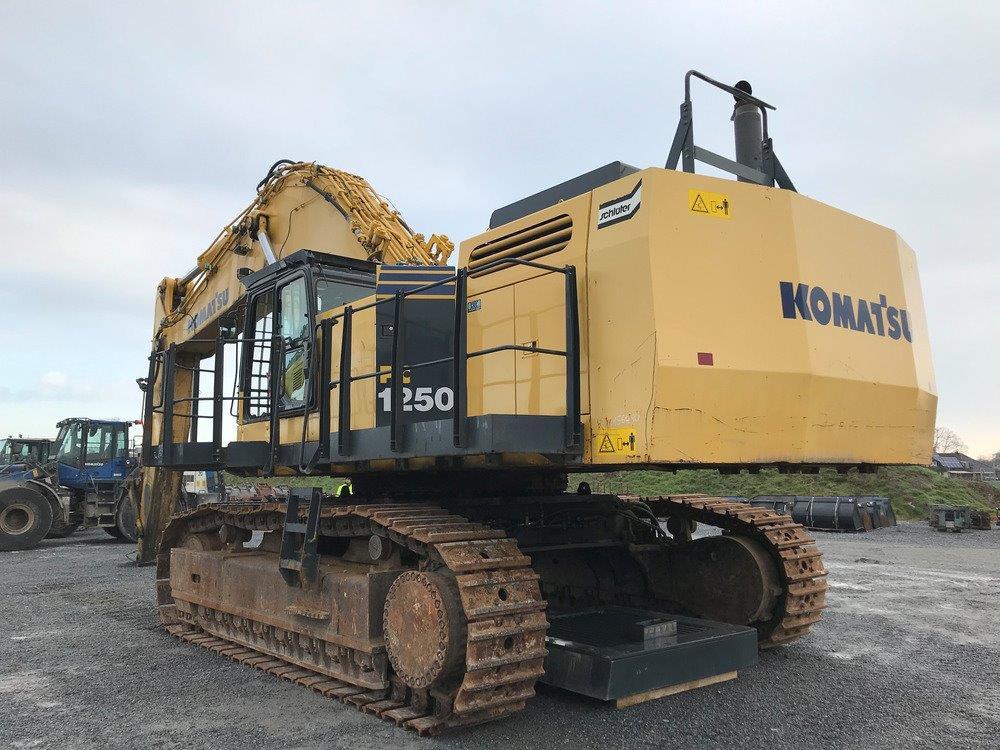 KOMATSU PC 1250-8 - 03