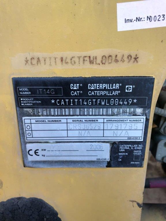 CATERPILLAR 914 G - 22