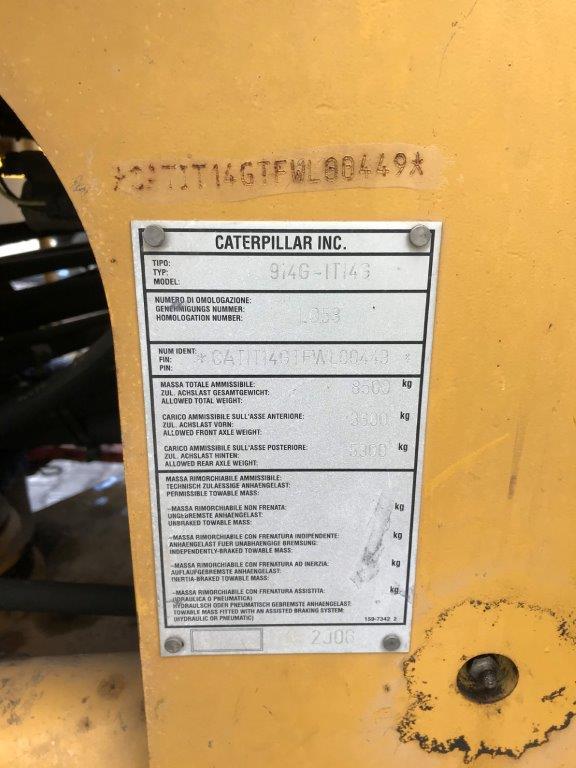 CATERPILLAR 914 G - 23