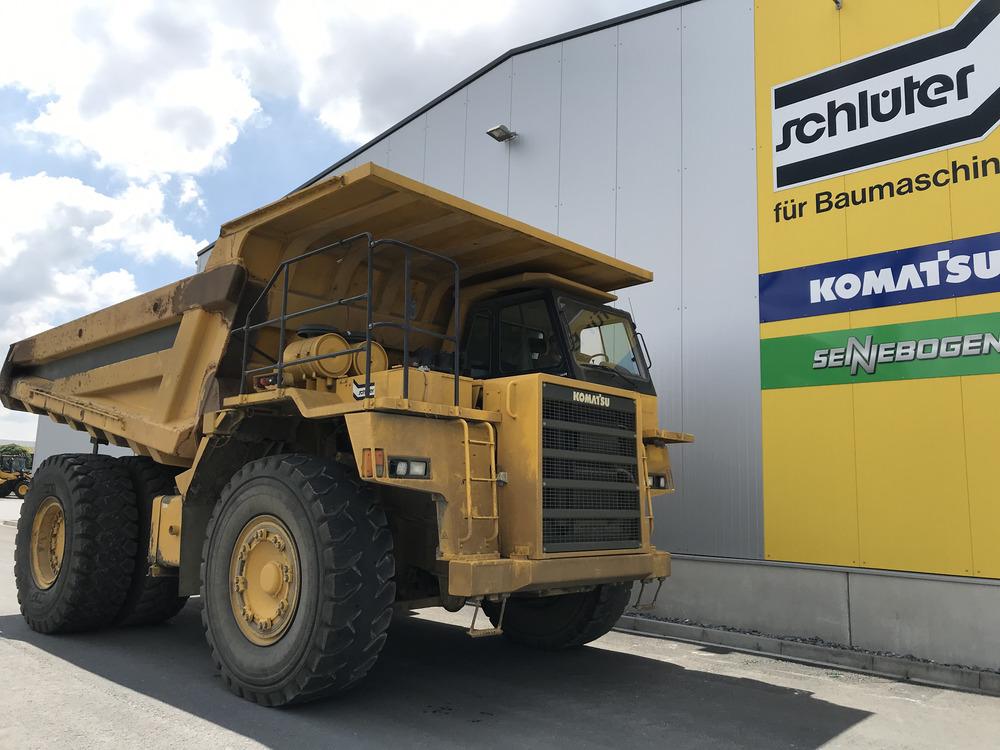 KOMATSU HD 605-5A - 06