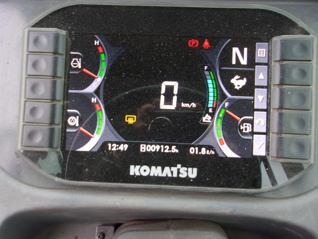 KOMATSU WA 100 M-8 - 10