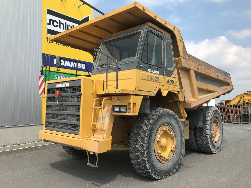 KOMATSU HD 325-6A - 01