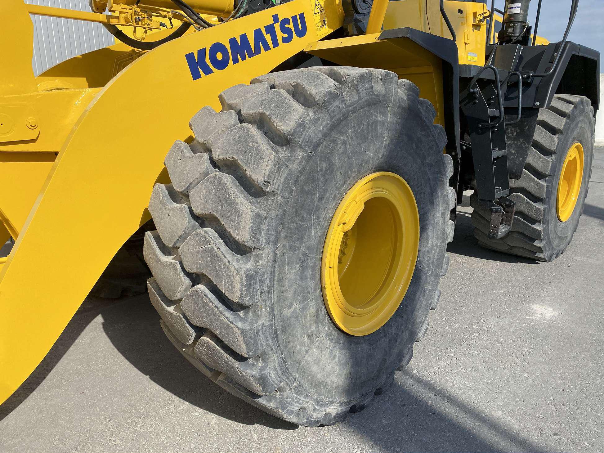 KOMATSU WA 470 LC-6 - 11