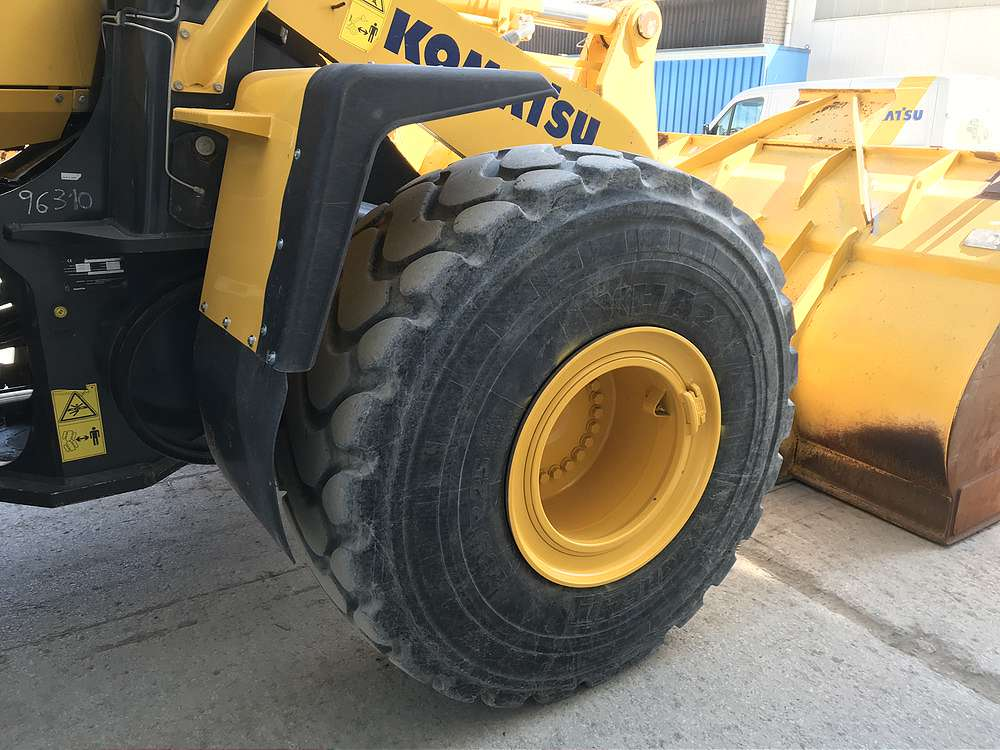 KOMATSU WA 480 LC-6 - 08