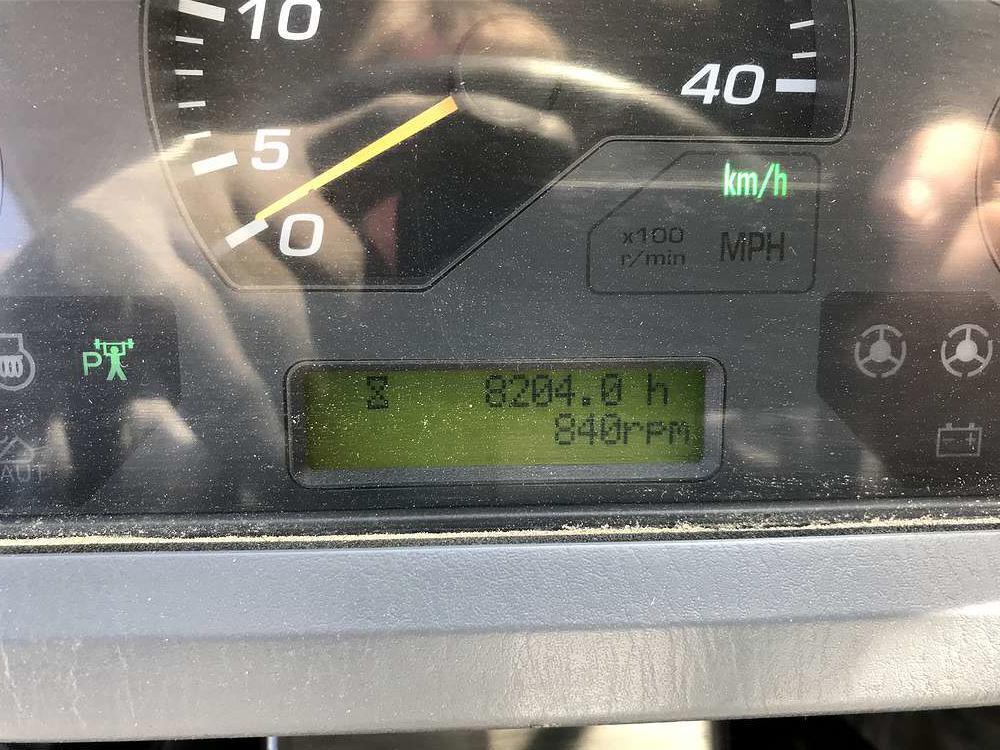 KOMATSU WA 480 LC-6 - 12