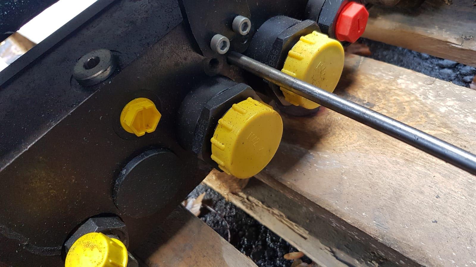 OILQUICK SCHNELLWECHSLER OQ80 HYDRAULISCH - 05