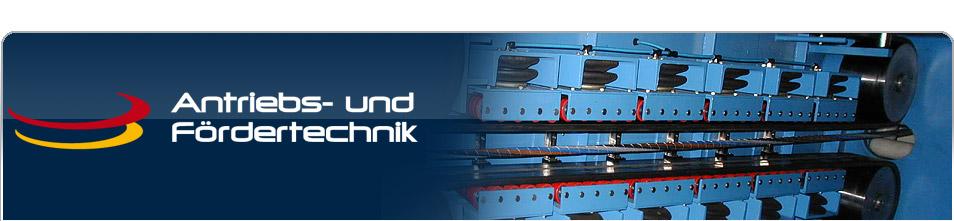 Antriebs- und Fördertechnik liefert hochqualitative Bandabzugsriemen und Förderbänder, made in Germany.