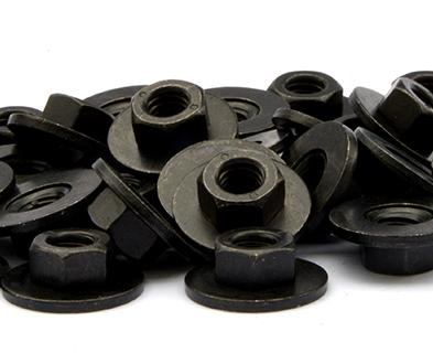 Zink-Eisen Beschichtung