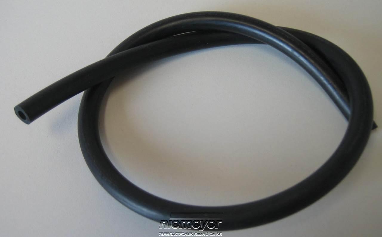 Vakuumschlauch 5 x 10mm 720 mm Lang