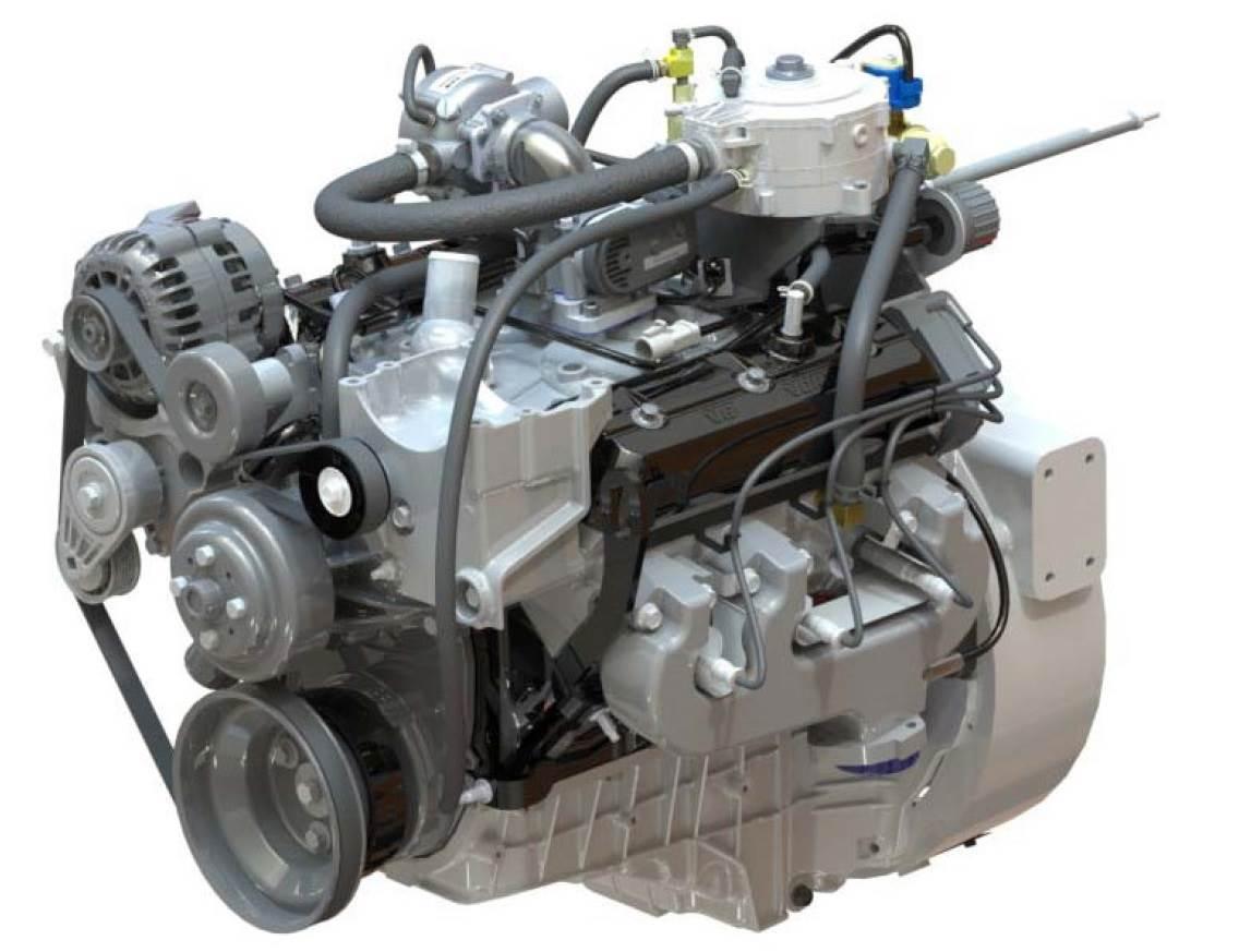 GM-Motor 4,3L Toyota (Basismotor)