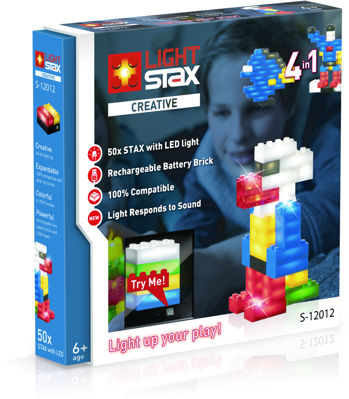 LIGHT STAX® Creative - LEGO®-kompatibel