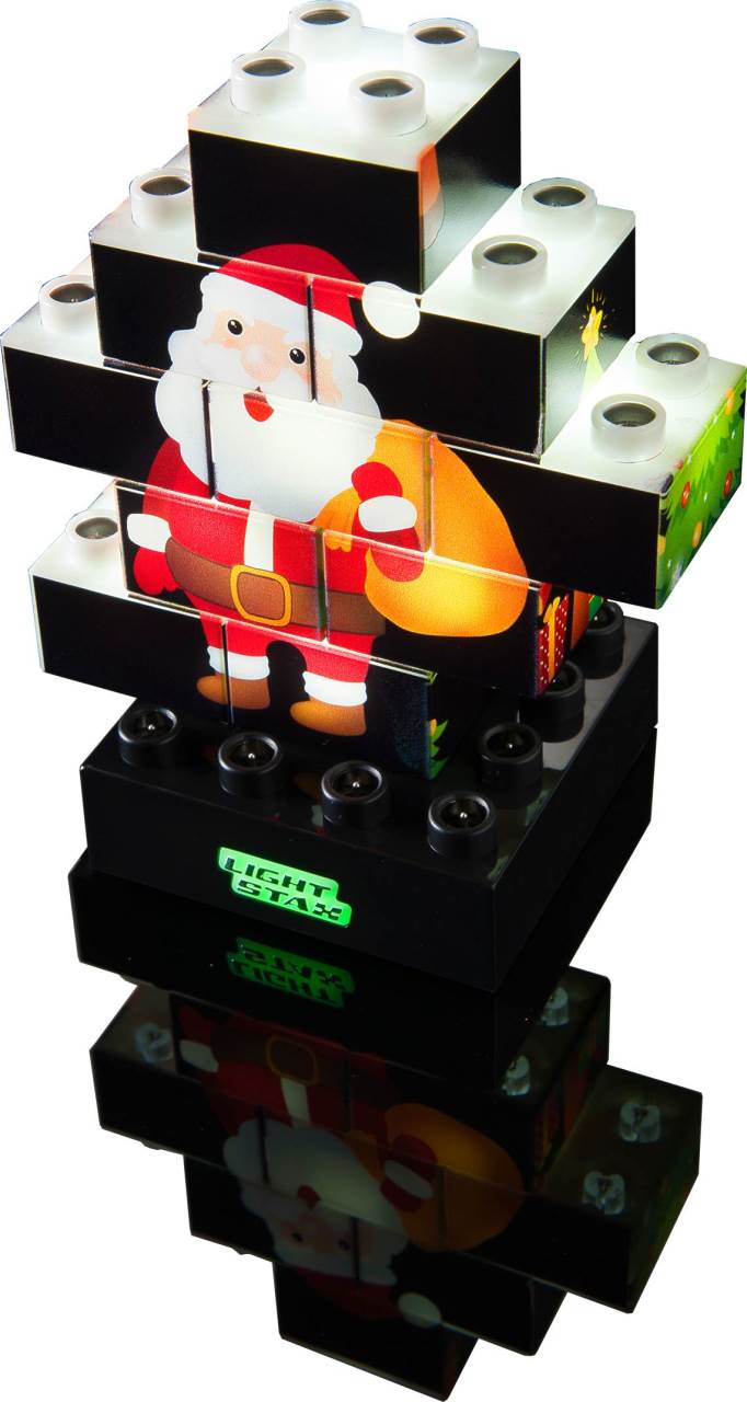 STAX® Christmas Edition - DUPLO®-kompatibel