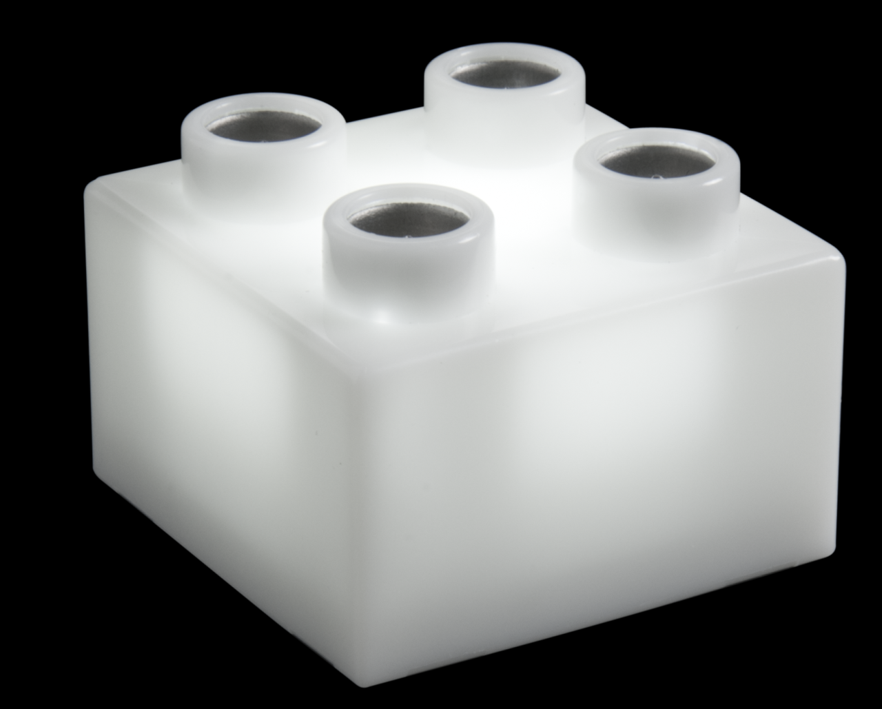 STAX® Expansion Pack 2x2 White - DUPLO®-kompatibel