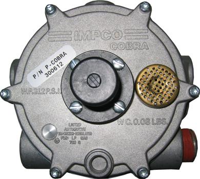 Impco Regler PC-3-1 / Erdgas