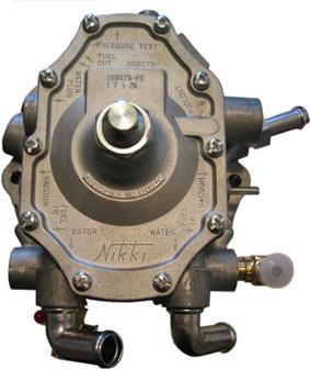 Nikki Verdampfer Druckregler  F745.019.153.000