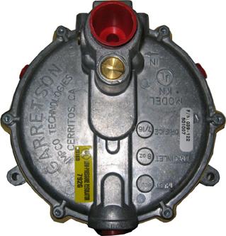 Impco (Garretson) Regler Typ KN 039-122  Handprimer