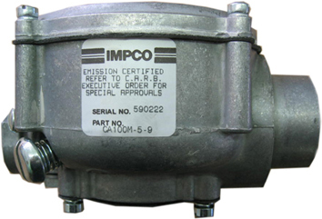 Impco Mischer CA100M-5-9 Air Horn 41mm