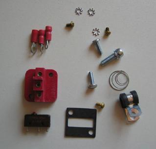 Reparatursatz für Beam Modell 1501 RK  für Vakuumschalter