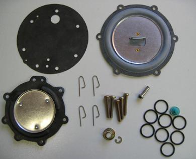 Reparatursatz für Spectrum-Regler RK-IBT-2