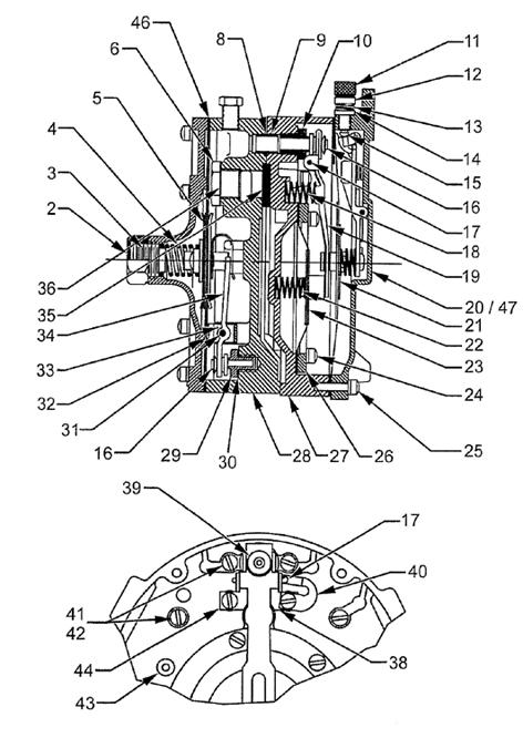 Reparatursatz Beam-Regler 120A RBK