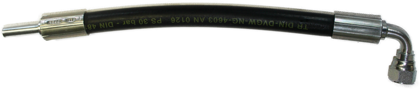 HD-Schlauch DIN 4815/4 850mm DKJ1/2