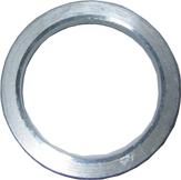 Aluminium-Ring für Venturi-Effekt Lambda-Regelung