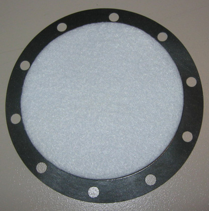 Filter mit Dichtung AF1-10