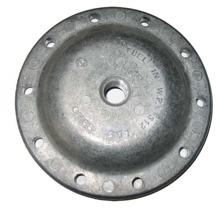 Deckel für Vakuumabsperrventil  VFF30 C1-38